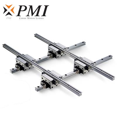 线性导轨-钢珠链带式交叉SMH系列