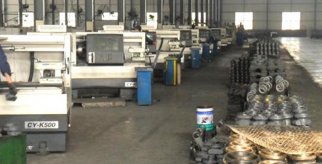 机械行业设备