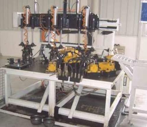 数控机床设备行业